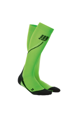 CEP Night Run Socks 2.0 neongrün