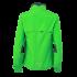 Ladies Running Jacket grün/schwarz Rückseite