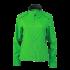 Ladies Running Jacket grün/schwarz