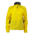 Ladies Running Jacket lemon-irongrey
