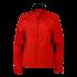 Ladies Running Jacket tomato/black