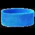 Sport Stirnband RUN RUN meerblau