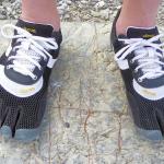 5-Finger-Vibram-Barfuss-Schuhe