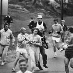 Katherine Switzer Boston Marathon 1967