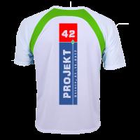 Sport Shirt Marathon Logo