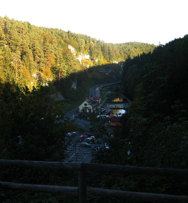 Blick in die Fränkische Schweiz