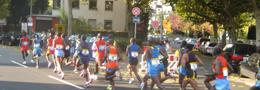 Frankfurt Marathon Fotos