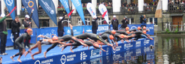 Fotos ITU World Triathlon Hamburg 2015