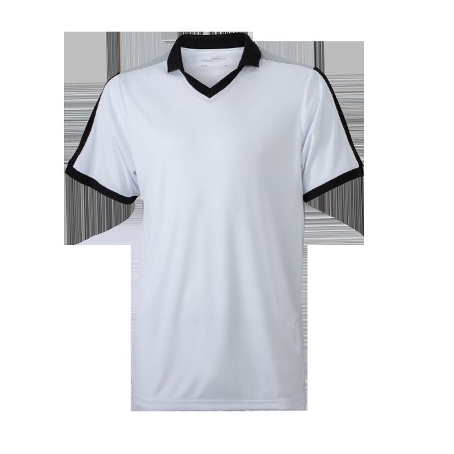 Team V Neck T Shirt