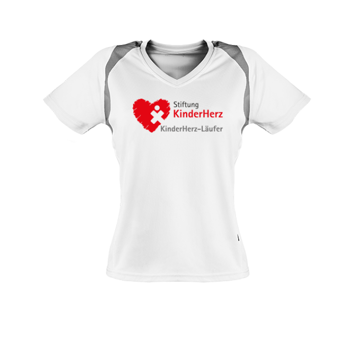 Marathon Shirt Damen KinderHerz
