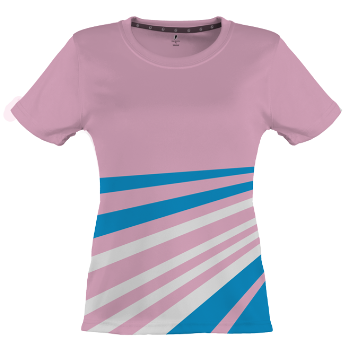SportsTime Tracks Shirt Women