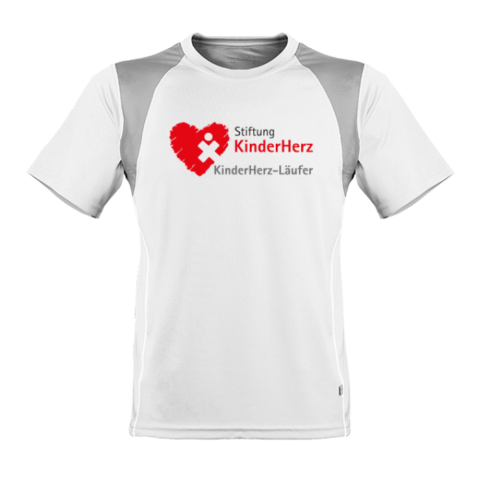 Kinder Marathon Shirt KinderHerz