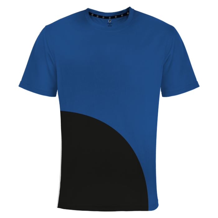 SportsTime Curved Shirt Men