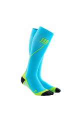 CEP-Laufkompressionsstruempfe-Run-Socks-2.0-hawaiblue-green