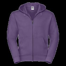 eSport Zipped Hood Jacket purple