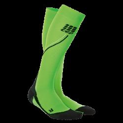 CEP Night Run Socks 2.0 neongrün