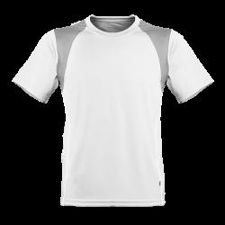 Marathon Shirt Herren weiss/silber