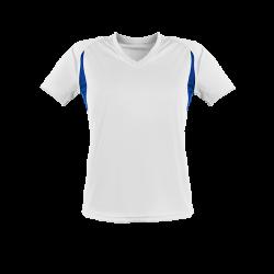 Women´s Runner´s High Funktionsshirt weiß/blau