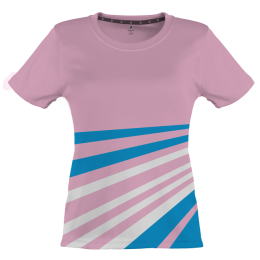 SportsTime Tracks Shirt Women