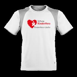 Marathon Shirt Herren Kinderherzläufer