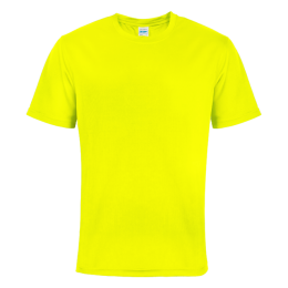 eSport Jersey Basic neongelb