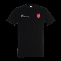 Herren T-Shirt MTV Herrenhausen schwarz