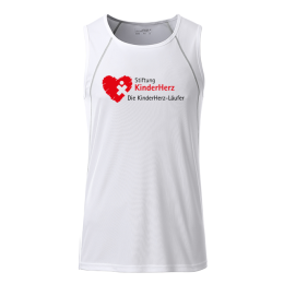 Endurance Lauf Tank Top Men Kinderherz