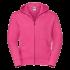 eSport Zipped Hood Jacket fuchsia