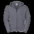 eSport Zipped Hood Jacket grey