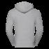 eSport Zipped Hood Jacket heather grey