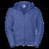 eSport Zipped Hood Jacket royal