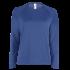 Damen Sport T-Shirt langarm royal