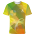 Shirt im Firmendesign bedruckt