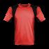 Men´s Runner´s High Funktionsshirt rot/schwarz
