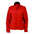 Ladies Running Jacket tomato/black