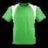 Kinder Marathon Shirt limegreen