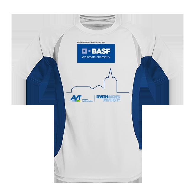 – Weißschwarz Bedrucken Sportstime Laufshirt Unique Herren L5Rj34A
