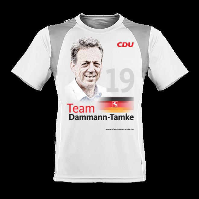 CDU Laufshirt Fotodruck