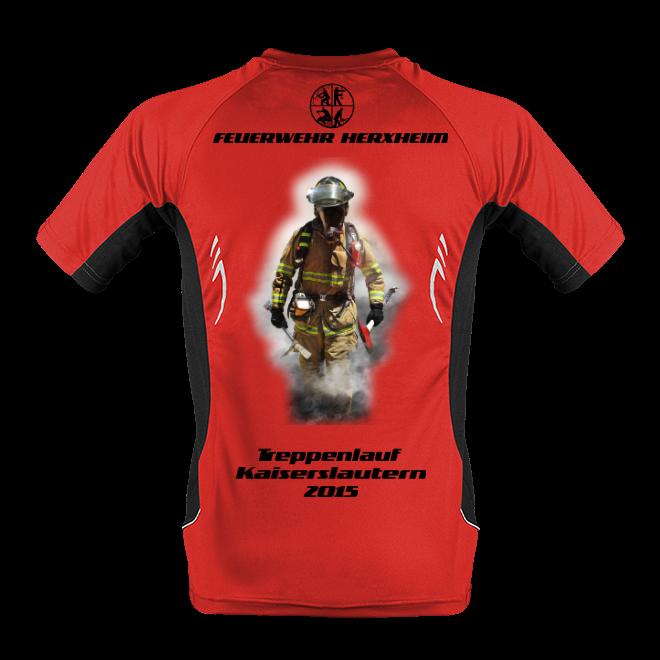 Feuerwehr Laufshirt