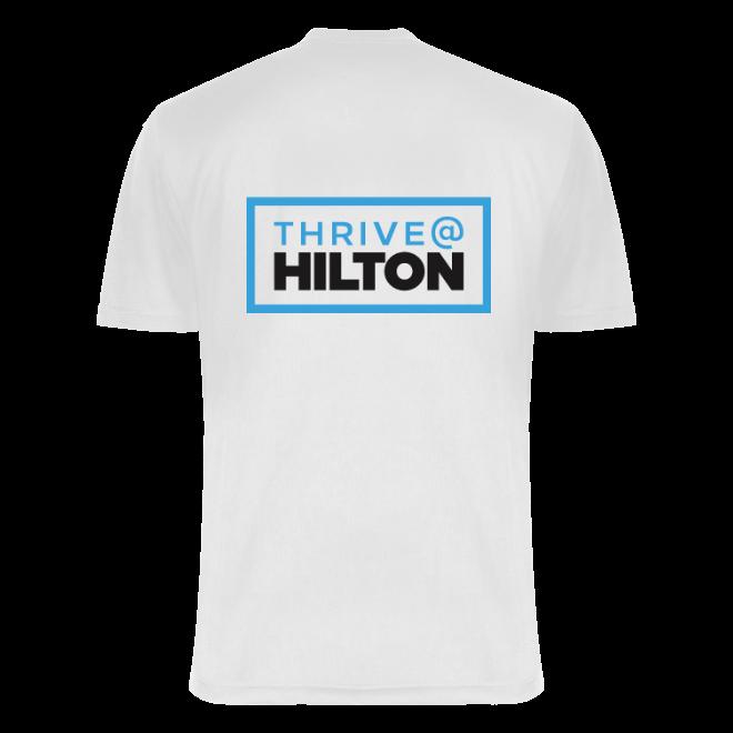 Firmenshirts für das Hilton Hotel