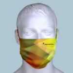 Firmen Masken gestalten