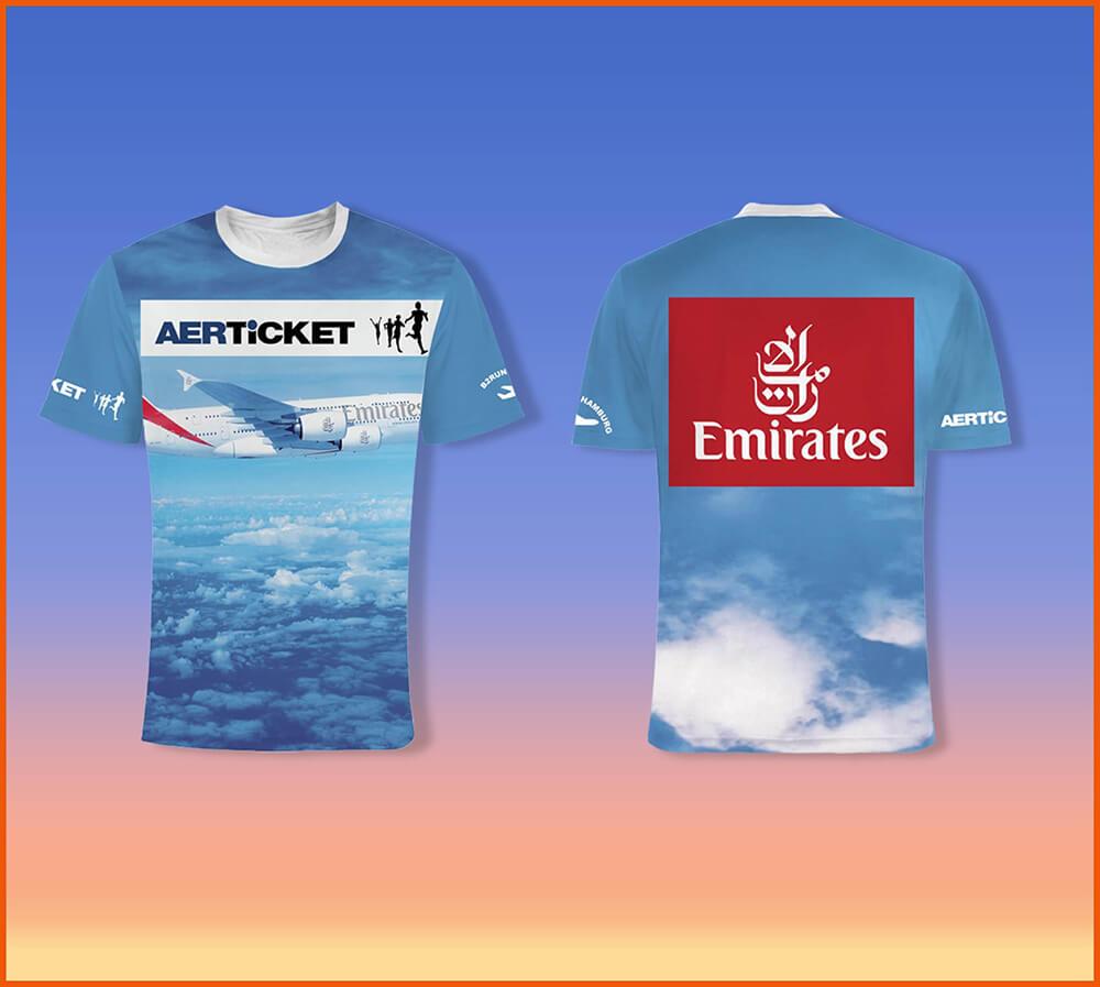 Firmenlauf Team Shirts