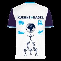 Firmenshirts mit Logo Kühne & Nagel
