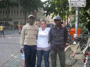 Pharis Kimani Irungu, Andra Wetterfrosch und Patrick Muriuki