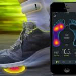 Lauf-Apps- die Vermessung des Läuferselbst