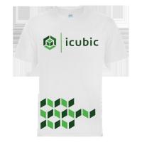 Laufshirt mit Firmenlogo von icubic