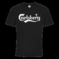 Laufshirt mit Carlsberg Logo bedrucken