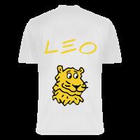 Lauftrikot bedruckt mit Löwe