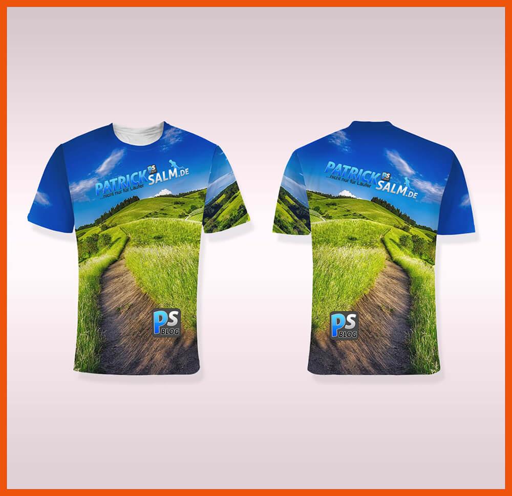 Sport Shirts mit eigenem Design