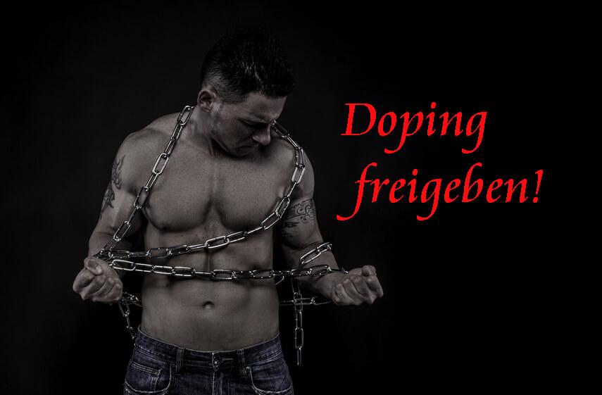 doping freigeben